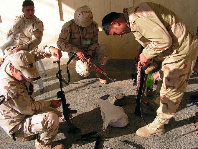 Le phénomène des combattants nord-américains dans les groupes kurdes en Syrie et en Irak