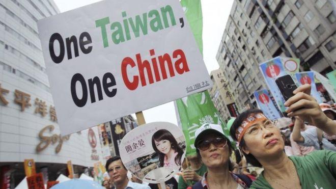 Menaces militaires en contexte électoral: les élections présidentielles taïwanaises et la menace d'une intervention chinoise