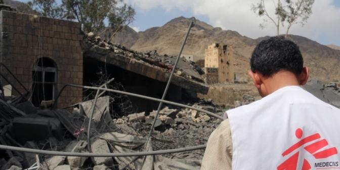 Au Yémen : «Si on veut le même scénario qu'en Syrie et en Irak, on en prend la route»
