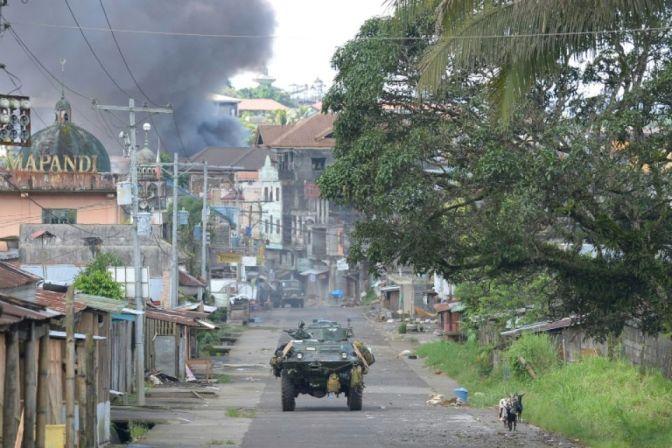 Les Philippines et la crise de Mindanao