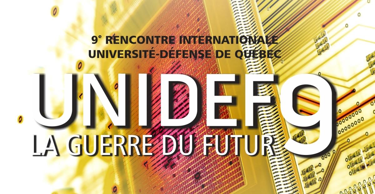9e Rencontre Université-Défense