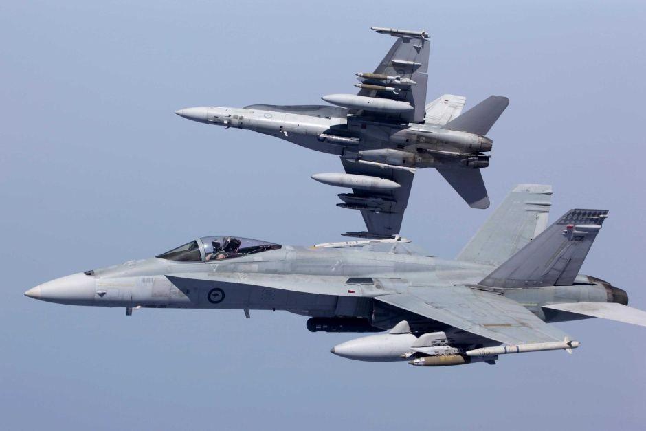 Le Canada renonce à l'achat de Boeing SuperHornet
