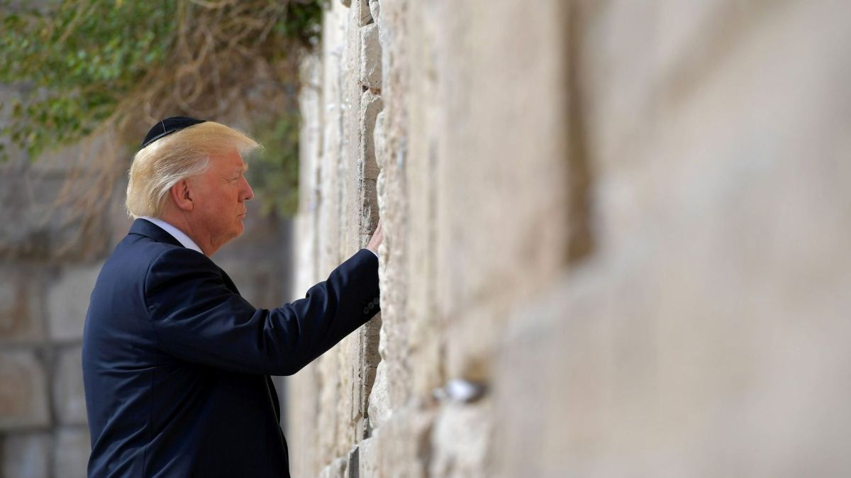 L'ambassade américaine en Israël sera relocalisée àJérusalem
