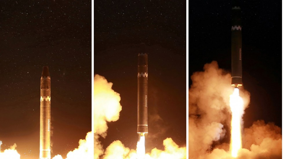 La Corée du Nord test un nouveau missile balistique intercontinental