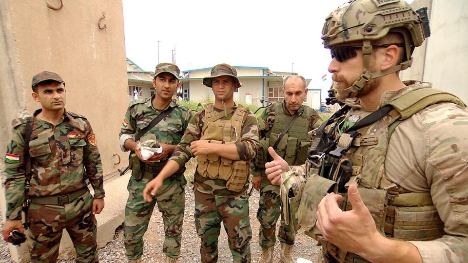 Le Canada toujours en attente de recommencer l'entraînement des forceskurdes