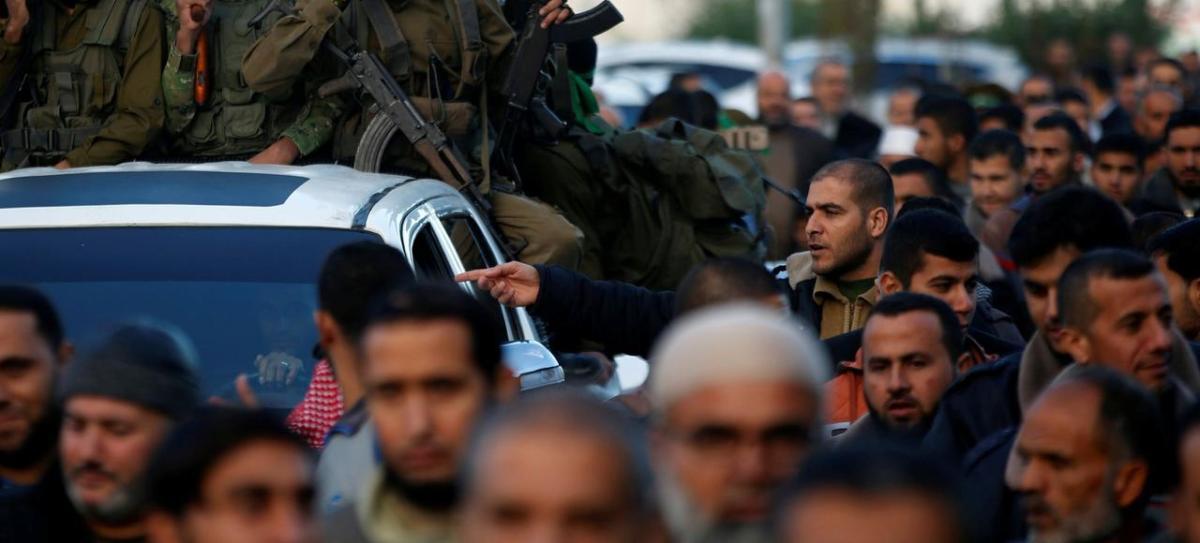 Le Hamas exhorte les Palestiniens à la révolte face à la déclaration deTrump